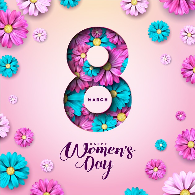 Frauentag 8. März