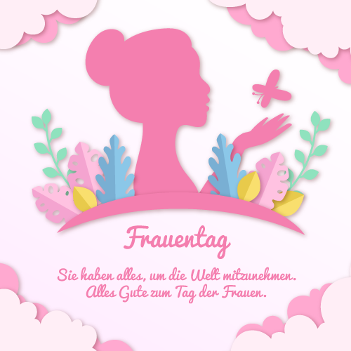 Frauentag Glückwünsche 8 Marz