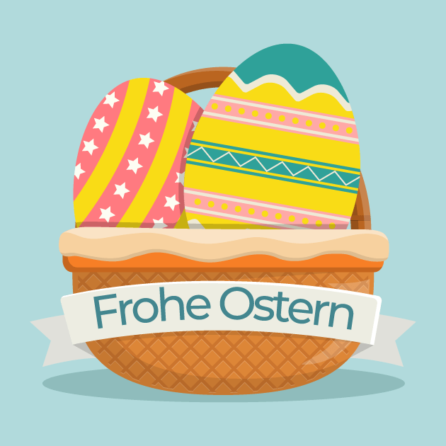 Frohe Ostern 29