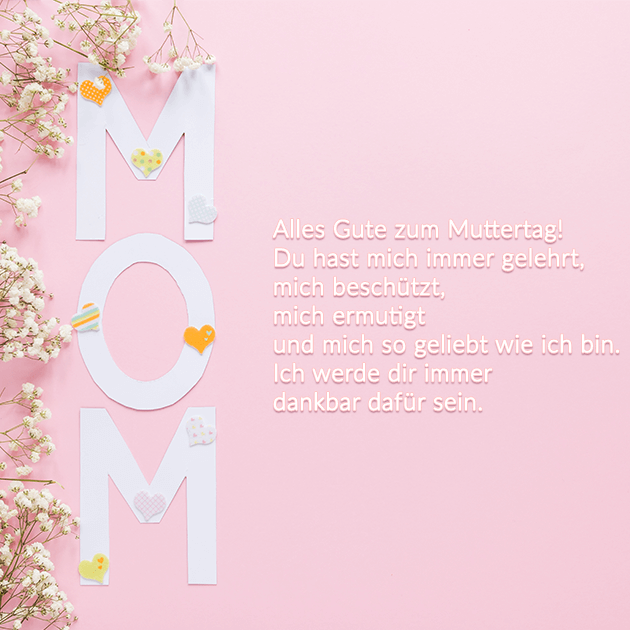 Alles Liebe Zum Muttertag 6