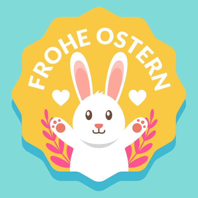 Liebe das Osterfest