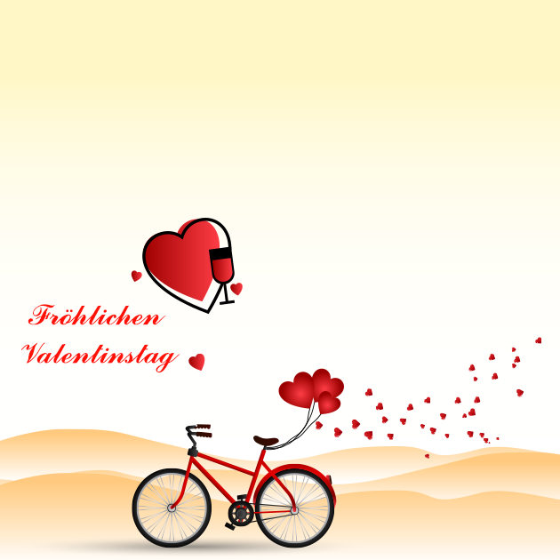 Frohlichen Valentinstag 2