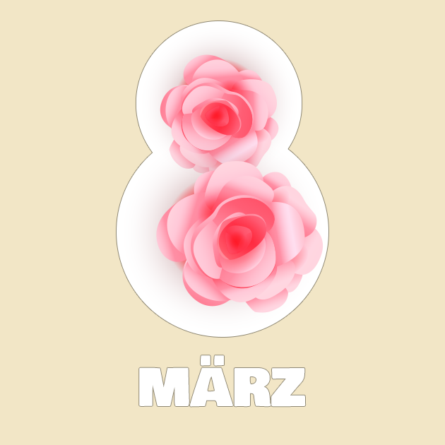 8. März Frauentag