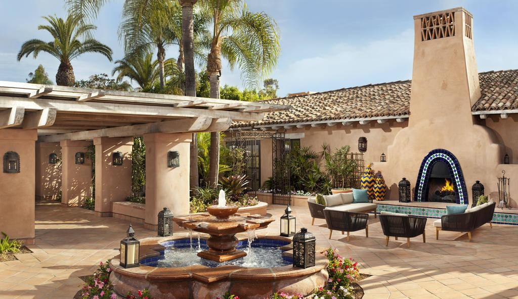 Rancho Valencia Resort & Spa, California
