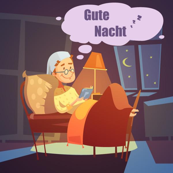 Gute Nacht Wünscht