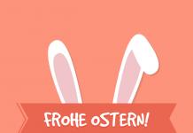 Lustige Osterhasenohren