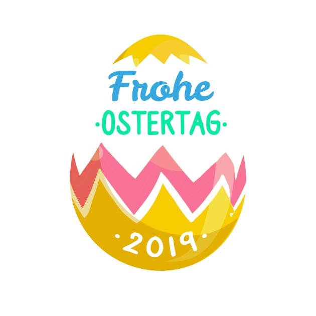 Ostereier 2019