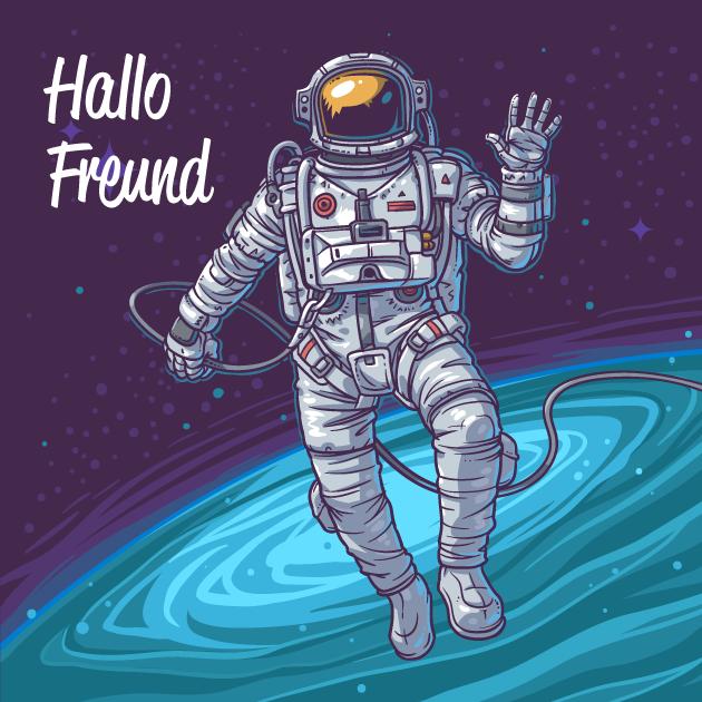 Hallo Freund
