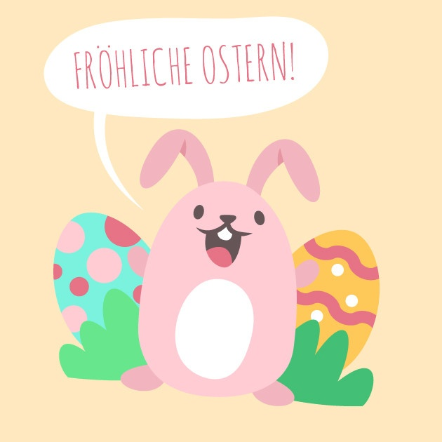 Osterhase Frohe Ostern 6