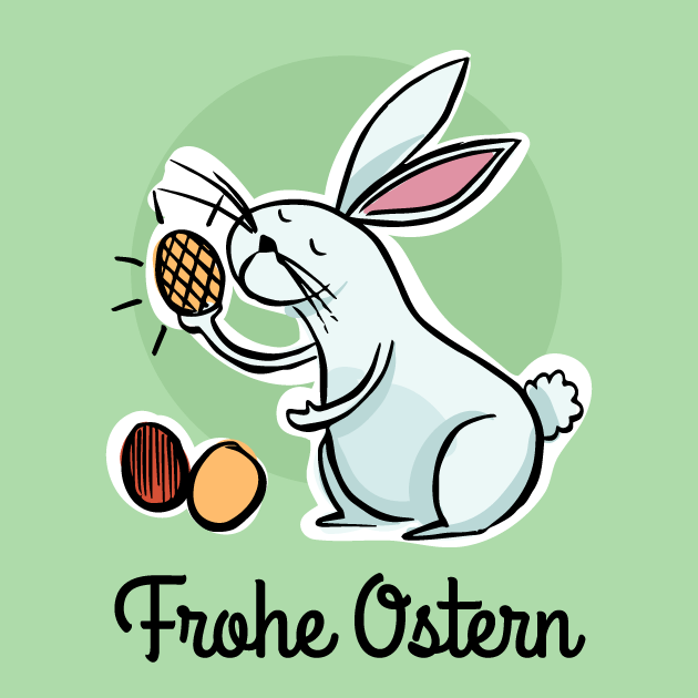 Osterhase Frohe Ostern 9