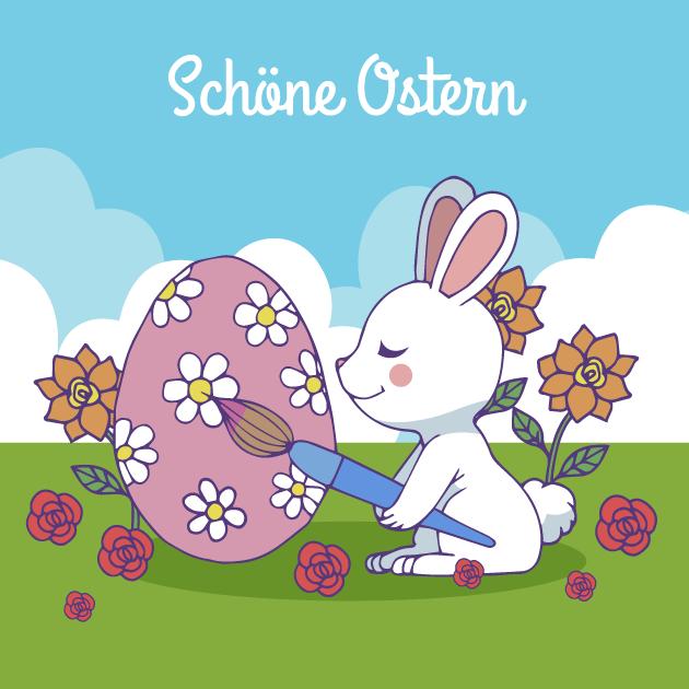 Schöne Ostern 7