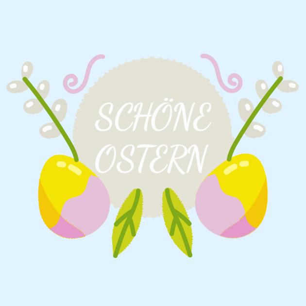 Schöne Ostern 9