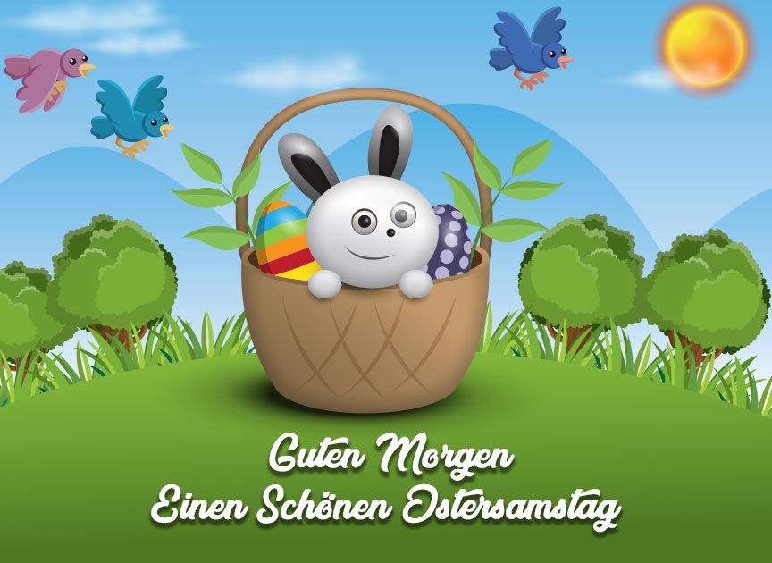 Schönen Ostersamstag