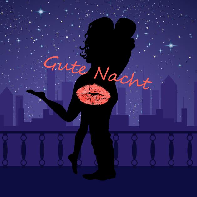 Gute Nacht Kuss 2