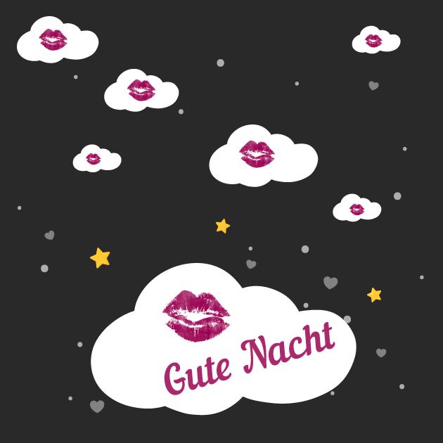 Gute Nacht Kuss 3