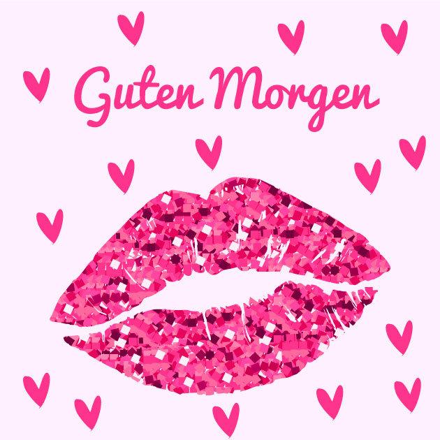 Einen Guten Morgen Kuss Kuss Guten Morgen Liebe Bilder