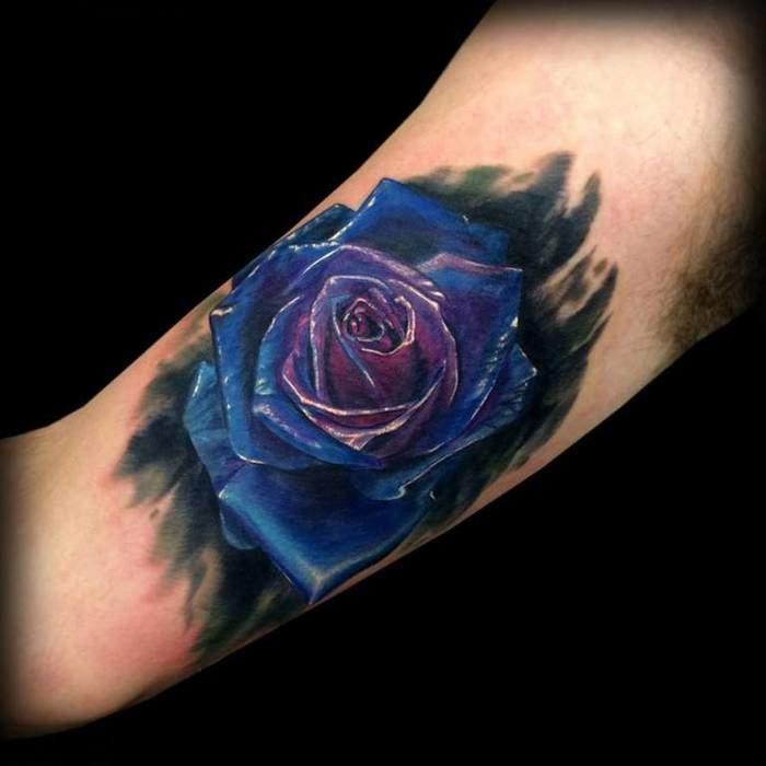 Tattoo Rose 13