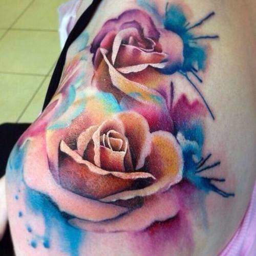 Tattoo Rose 23