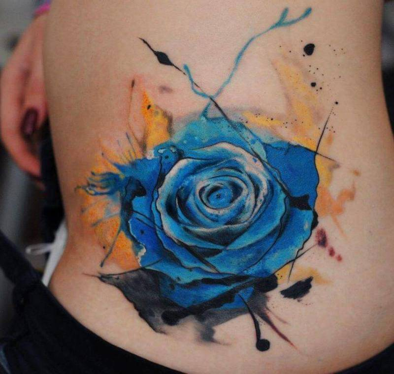 Tattoo Rose 6