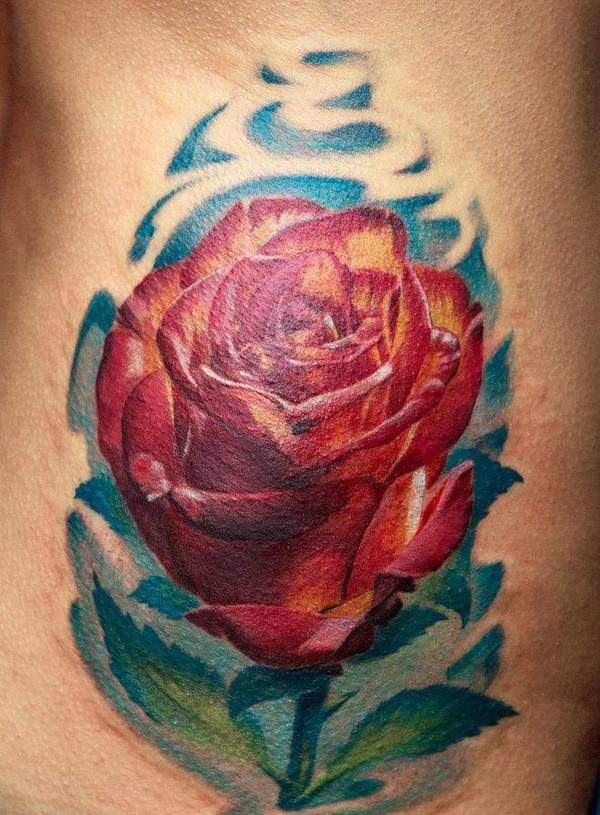 Tattoo Rose ideen 2