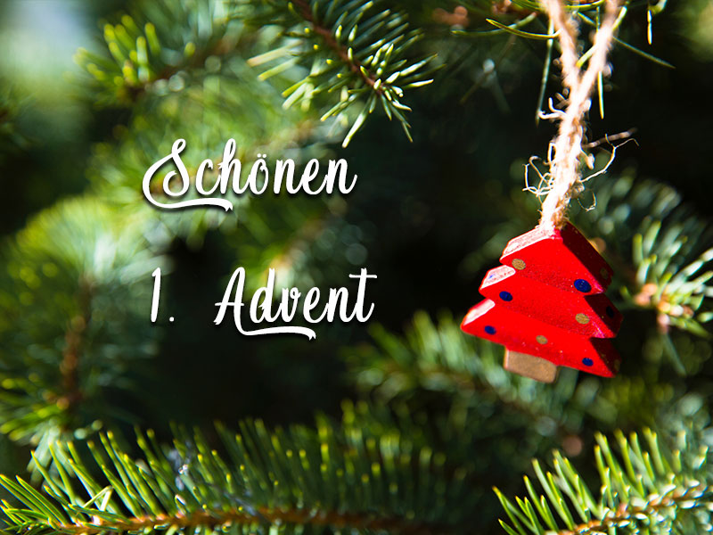 1 Advent Wunderbare Bilder