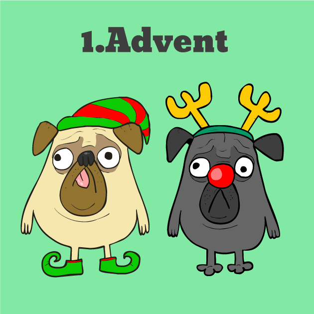 1. Advent Lustig