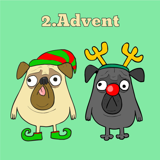 2 Advent Lustig Wunderbare Bilder