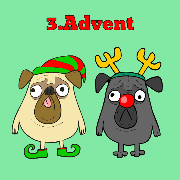 3. Advent Lustig