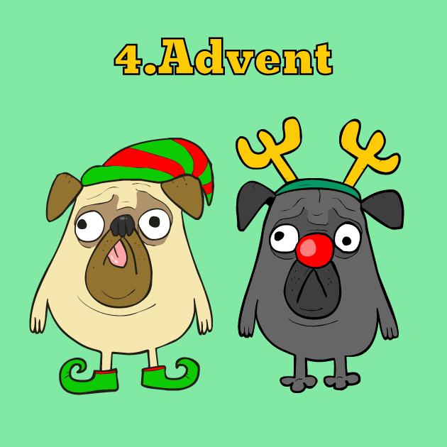 4. Advent Lustig