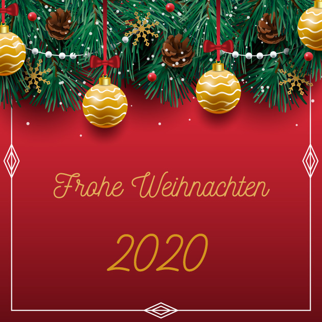 Frohe Weihnachten 2020 - 11