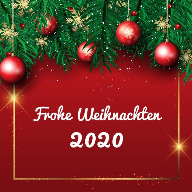 Frohe Weihnachten 2020 Bild 2
