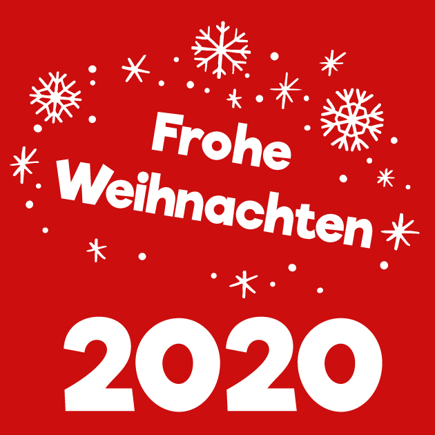Frohe Weihnachten 2020 - 4