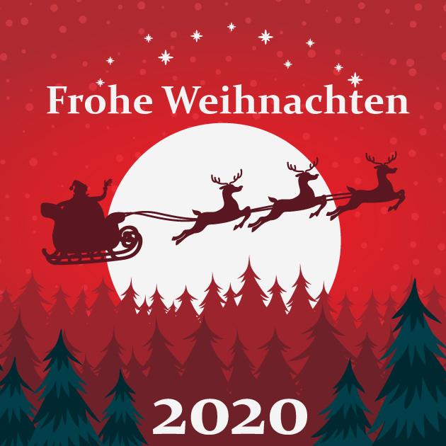 Frohe Weihnachten 2020 - 9