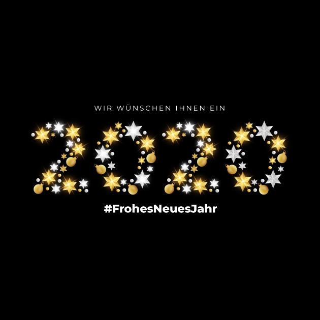 Frohes Neues Jahr 2020 Bilder 2