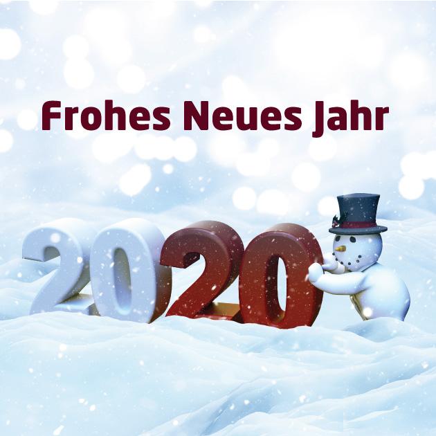 Frohes Neues Jahr 2020 Bilder 6