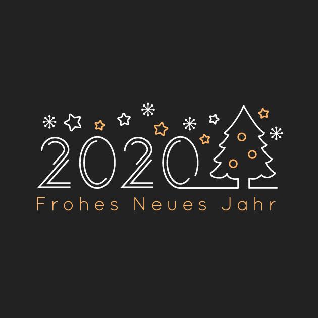 Frohes Neues Jahr 2020 - 7