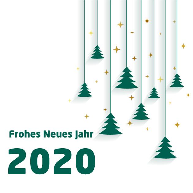 Frohes Neues Jahr 2020 - 8