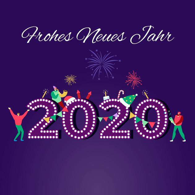 Frohes Neues Jahr - 5