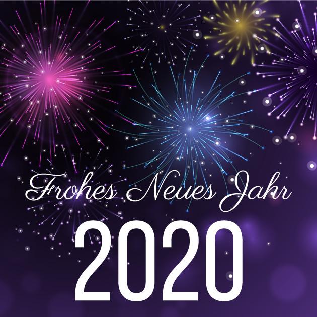 Frohes Neues Jahr - 6