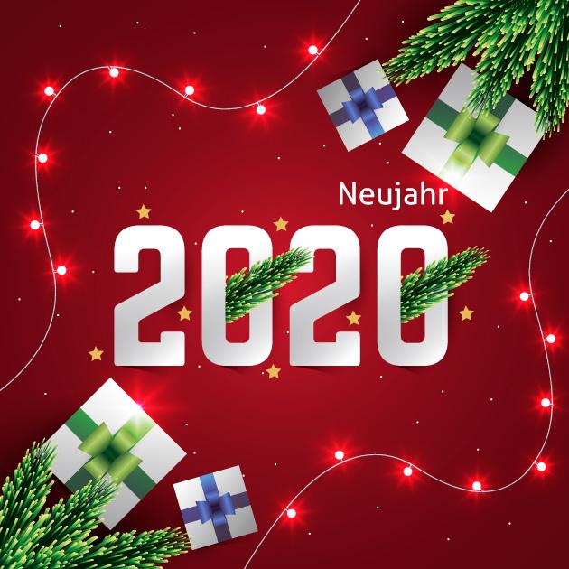 Neujahr 2020 Bilder 10