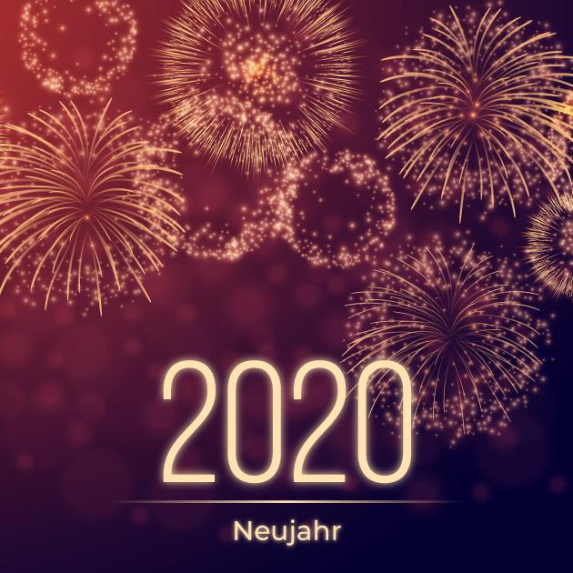 Neujahr 2020 Bilder 11