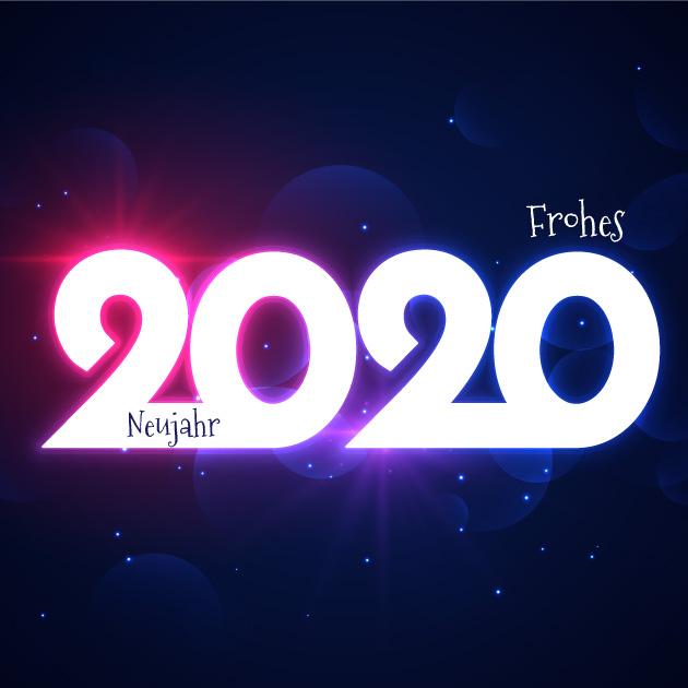 Neujahr 2020 Bilder 2