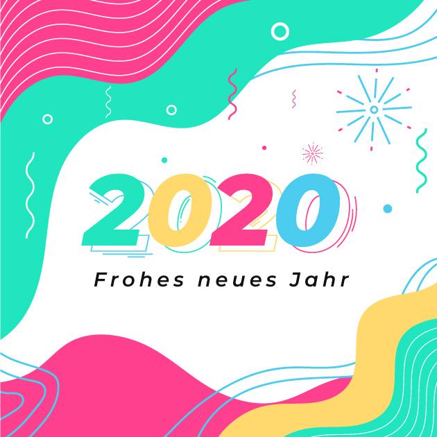 Neujahr 2020 Bilder 3