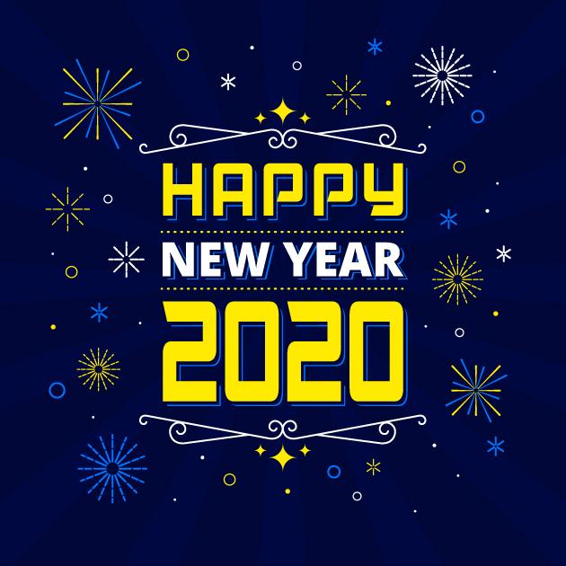 Neujahr 2020 - 4