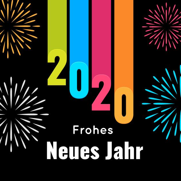 2020 Neujahr