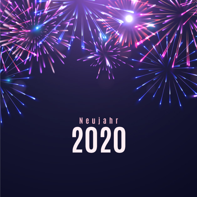 Neujahr 2020 Bilder 9