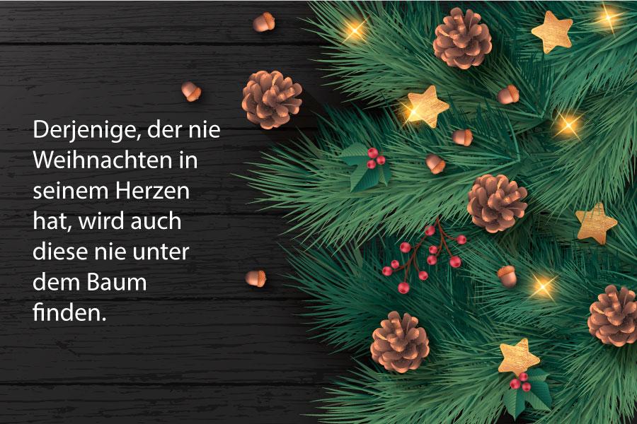 Weihnachtsgrüße - 1