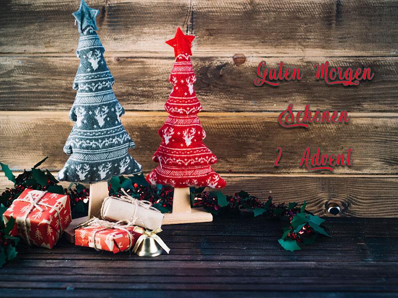 Guten Morgen Schönen 2 Advent 3 Wunderbare Bilder